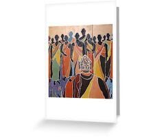 United Colours of Religion: Buddhism Greeting Card