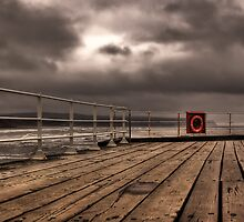 The Boardwalk by Anna Ridley