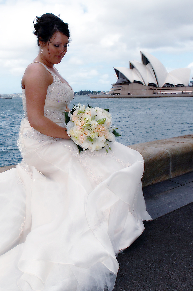 The Bride by Sarah Moore