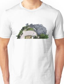 Earth building Unisex T-Shirt