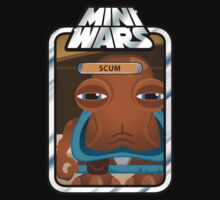 MiniWars: Scum Carded by Ryan Spencer