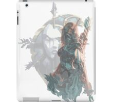Sylvanas - Queen of the Undeads iPad Case/Skin