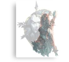 Sylvanas - Queen of the Undeads Metal Print