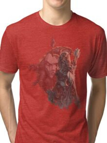 Sylvanas - Queen of the Undeads Tri-blend T-Shirt