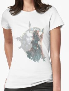 Sylvanas - Queen of the Undeads Womens Fitted T-Shirt