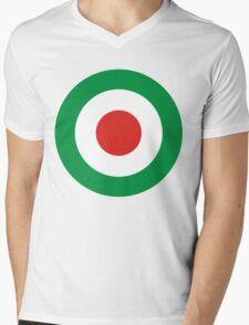 Coppa Italia Mens V-Neck T-Shirt