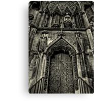 Door to Your Soul Canvas Print