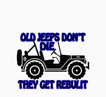 old jeeps Unisex T-Shirt