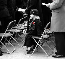 Poppy Girl by fenster