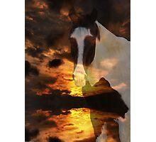 Sunset Spot Photographic Print