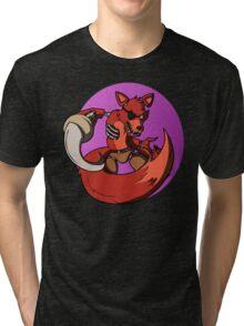 Foxy the Pirate Tri-blend T-Shirt