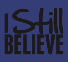 I Still Believe - Frank Turner Lyric T-Shirt by robbclarke