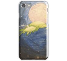 Dream whales iPhone Case/Skin