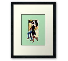 George Framed Print