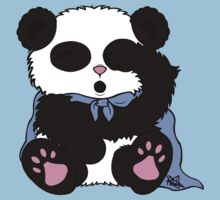 Sleepy Panda One Piece - Short Sleeve