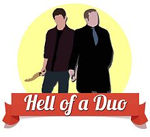 Hell of a Duo by Dan Winchester