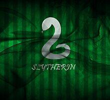Slytherin House  by LokiLaufeyson