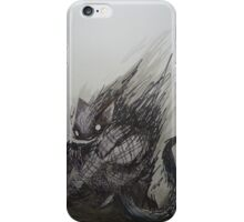 If I had a tail.... iPhone Case/Skin
