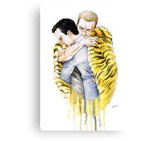 My Tiger Canvas Print