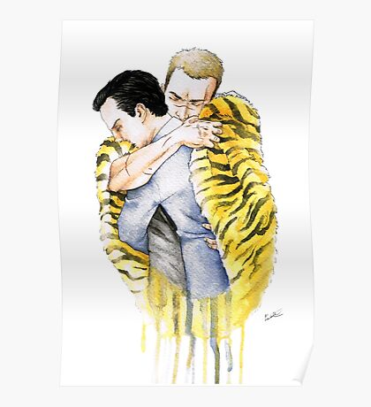 My Tiger Poster