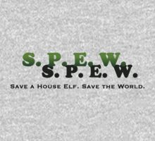 SPEW - Save a House Elf Save the World T-Shirt