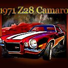 1971 Z28 Camaro Tribute by ChasSinklier
