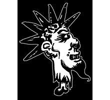 Punk-O Photographic Print