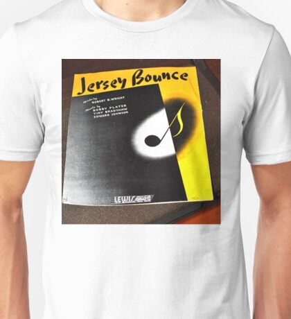 THE JERSEY BOUNCE Unisex T-Shirt