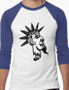 Punk-O Men's Baseball ¾ T-Shirt