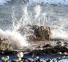 Crashing Wave by Merice Ewart Marshall - LFA