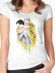 My Tiger Women's Fitted Scoop T-Shirt