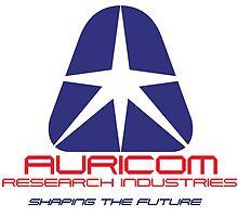 WipEout - Team Auricom by Alex Pringle