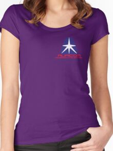 WipEout - Team Auricom Women's Fitted Scoop T-Shirt