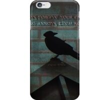 Forgive-quote iPhone Case/Skin