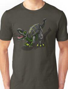 Mecharex green Unisex T-Shirt