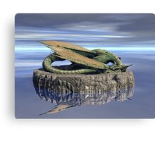 Sleeping Giant Canvas Print