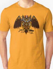 Mechanimal Owl T-Shirt