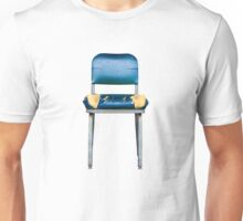 Grungy Chair Unisex T-Shirt