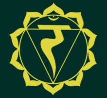 Manipura (Solar Plexus) Chakra by Lotusflower