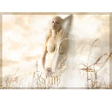 VIRGO Photographic Print