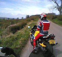 Honda CBR 600 by john147