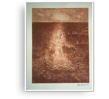"""Aphrodite metamorphosis"" Canvas Print"