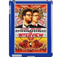 The Interview Poster iPad Case/Skin