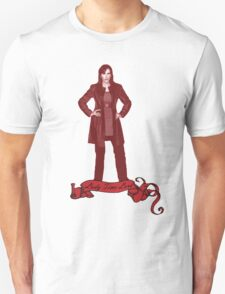 Lady Time Lord (Donna) T-Shirt
