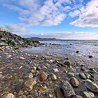Church Beach 4 ~ Lyme Regis by Susie Peek