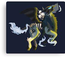 Death Horse Canvas Print