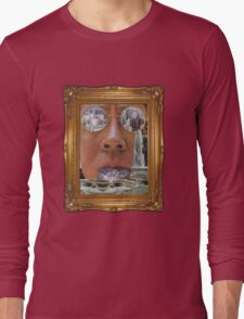 PORTRAIT. Long Sleeve T-Shirt