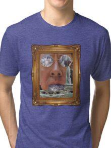 PORTRAIT. Tri-blend T-Shirt
