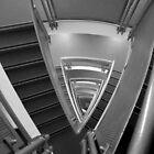 Stairwell Segedunum by Jackie Wilson