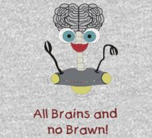 All Brains no Brawn! by Paul Rees-Jones